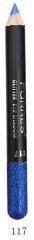 "MB014-117 Карандаш-глиттер для глаз и губ ""Glitter Eye Shadow"" (синий)"