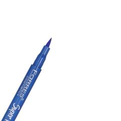 """Подводка МВ012-101 маркер для глаз """"MSM"""" синий"""