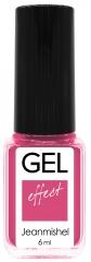 Лак GEL 6 мл тон 249 насыщенный розовый матовый