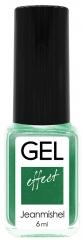 Лак GEL 6 мл тон 265 св.зеленый перламутровый