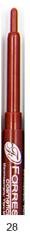 Farres Карандаш автоматический MB001-028 red brown