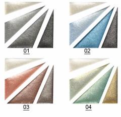 Farres Тени для век 4х цветные ART1010 A mix 4шт