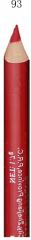 Farres Карандаш с точилкой W207-093 scarlet red