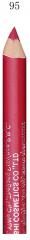 Farres Карандаш с точилкой W207-095 black cherry
