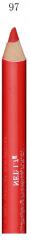 Farres Карандаш с точилкой W207-097 kiss me red