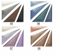 Farres Тени для век 4х цветные ART1010 B mix 4шт