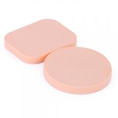 Farres FP003 Спонжики для макияжа круглый+квадратный 2шт